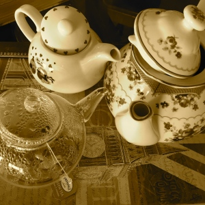 Grumpy Teapots